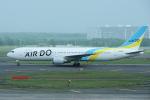 yabyanさんが、新千歳空港で撮影したAIR DO 767-33A/ERの航空フォト(飛行機 写真・画像)
