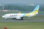yabyanさんが、新千歳空港で撮影したAIR DO 737-781の航空フォト(写真)