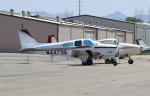 uhfxさんが、ボールダー・シティ市営空港で撮影したアメリカ個人所有 F33A Bonanzaの航空フォト(飛行機 写真・画像)