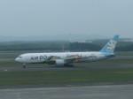 くまのんさんが、新千歳空港で撮影したAIR DO 767-381の航空フォト(飛行機 写真・画像)