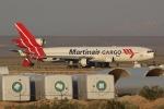 JRF spotterさんが、モハーヴェ空港で撮影したマーティンエアー MD-11CFの航空フォト(飛行機 写真・画像)