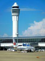 まいけるさんが、中部国際空港で撮影した日本航空 737-846の航空フォト(写真)