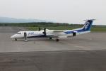 Digital Hanedaさんが、中標津空港で撮影したANAウイングス DHC-8-402Q Dash 8の航空フォト(写真)
