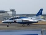 くまのんさんが、名古屋飛行場で撮影した航空自衛隊 T-4の航空フォト(飛行機 写真・画像)