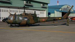 cathay451さんが、札幌飛行場で撮影した陸上自衛隊 UH-1Jの航空フォト(飛行機 写真・画像)