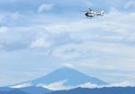 mojioさんが、静岡空港で撮影した静岡エアコミュータ EC135T2の航空フォト(飛行機 写真・画像)