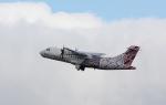 ノビタ君さんが、カフルイ空港で撮影したオハナ・バイ・ハワイアン ATR-42-500の航空フォト(写真)