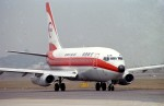 ハミングバードさんが、名古屋飛行場で撮影した南西航空 737-2Q3/Advの航空フォト(写真)