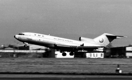 ハミングバードさんが、名古屋飛行場で撮影した全日空 727-81の航空フォト(飛行機 写真・画像)