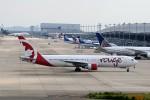 T.Sazenさんが、関西国際空港で撮影したエア・カナダ・ルージュ 767-35H/ERの航空フォト(写真)