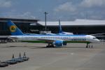 LEGACY-747さんが、成田国際空港で撮影したウズベキスタン航空 757-23Pの航空フォト(写真)
