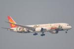 LEGACY-747さんが、上海浦東国際空港で撮影した海南航空 787-9の航空フォト(飛行機 写真・画像)