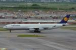 妄想竹さんが、スワンナプーム国際空港で撮影したルフトハンザドイツ航空 A340-313Xの航空フォト(写真)