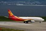 T.Sazenさんが、関西国際空港で撮影した揚子江快運航空 737-44P(SF)の航空フォト(飛行機 写真・画像)