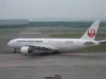 くまのんさんが、新千歳空港で撮影した日本航空 777-246の航空フォト(写真)
