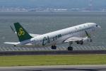 yabyanさんが、中部国際空港で撮影した春秋航空 A320-214の航空フォト(写真)