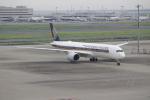 BIRDさんが、羽田空港で撮影したシンガポール航空 A350-941の航空フォト(飛行機 写真・画像)