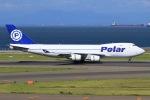 中部国際空港 - Chubu Centrair International Airport [NGO/RJGG]で撮影されたポーラーエアカーゴ - Polar Air Cargo [PO/PAC]の航空機写真