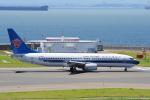 yabyanさんが、中部国際空港で撮影した中国南方航空 737-81Bの航空フォト(写真)