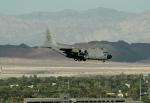 uhfxさんが、マッカラン国際空港で撮影したサウジアラビア王室空軍 C-130H Herculesの航空フォト(写真)