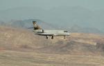 uhfxさんが、マッカラン国際空港で撮影したアメリカ企業所有 Falcon 2000EXの航空フォト(飛行機 写真・画像)
