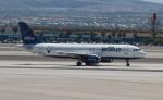 uhfxさんが、マッカラン国際空港で撮影したジェットブルー A320-232の航空フォト(飛行機 写真・画像)