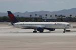 uhfxさんが、マッカラン国際空港で撮影したデルタ航空 757-232の航空フォト(飛行機 写真・画像)