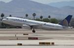 uhfxさんが、マッカラン国際空港で撮影したユナイテッド航空 A320-232の航空フォト(写真)
