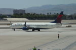 uhfxさんが、マッカラン国際空港で撮影したデルタ航空 737-932/ERの航空フォト(写真)