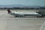 uhfxさんが、マッカラン国際空港で撮影したスカイウエスト CL-600-2D24 Regional Jet CRJ-900の航空フォト(飛行機 写真・画像)