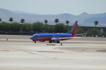 uhfxさんが、マッカラン国際空港で撮影したサウスウェスト航空 737-8H4の航空フォト(写真)