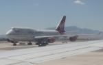 uhfxさんが、マッカラン国際空港で撮影したヴァージン・アトランティック航空 747-443の航空フォト(飛行機 写真・画像)