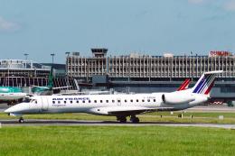 菊池 正人さんが、ダブリン空港で撮影したレジォナル ERJ-145EUの航空フォト(飛行機 写真・画像)