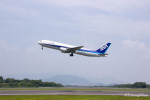 triton@blueさんが、高松空港で撮影した全日空 767-381の航空フォト(写真)