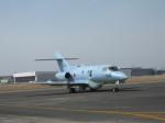 くまのんさんが、名古屋飛行場で撮影した航空自衛隊 U-125A (BAe-125-800SM)の航空フォト(飛行機 写真・画像)