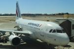 Take51さんが、リスボン・ウンベルト・デルガード空港で撮影したエールフランス航空 A318-111の航空フォト(写真)