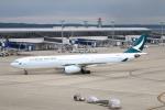 なごやんさんが、中部国際空港で撮影したキャセイパシフィック航空 A330-342の航空フォト(写真)