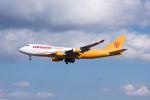 ポン太さんが、成田国際空港で撮影したセンチュリオン・エアカーゴ 747-428F/ER/SCDの航空フォト(写真)