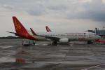 いっとくさんが、銅仁大興空港で撮影した長安航空 737-8FHの航空フォト(写真)
