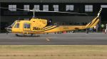 C.Hiranoさんが、群馬ヘリポートで撮影したアカギヘリコプター 204B-2(FujiBell)の航空フォト(写真)