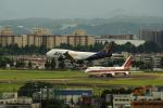 hiroriokorokoroさんが、横田基地で撮影したアトラス航空 747-446の航空フォト(写真)