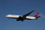 TRdenさんが、成田国際空港で撮影したデルタ航空 767-332/ERの航空フォト(写真)