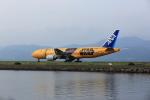 JA711Aさんが、長崎空港で撮影した全日空 777-281/ERの航空フォト(写真)