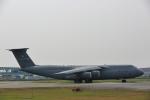 JA711Aさんが、福岡空港で撮影したアメリカ空軍 C-5B Galaxyの航空フォト(写真)