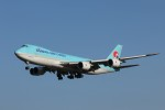TRdenさんが、成田国際空港で撮影した大韓航空 747-8HTFの航空フォト(写真)