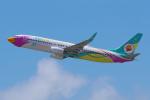 PASSENGERさんが、プーケット国際空港で撮影したノックエア 737-86Jの航空フォト(写真)