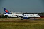 nobu2000さんが、フランクフルト国際空港で撮影したオヌール・エア A320-232の航空フォト(写真)