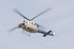 TRdenさんが、名古屋飛行場で撮影した愛知県防災航空隊 412EPの航空フォト(写真)