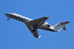 TRdenさんが、入間飛行場で撮影した航空自衛隊 U-4 Gulfstream IV (G-IV-MPA)の航空フォト(写真)
