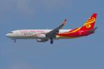 PASSENGERさんが、スワンナプーム国際空港で撮影した海南航空 737-84Pの航空フォト(写真)